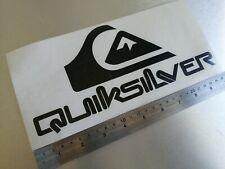 DILLIGAF black surfboard surfing campervan car wall laptop fridge sticker 100mm