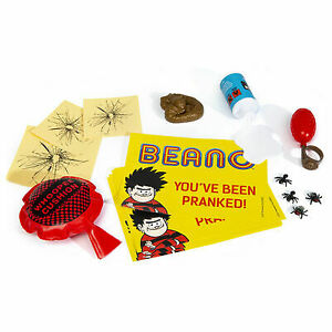Beano Box of Pranks Fantastic set is Packed full of practical jokes and pranks