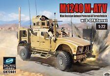 T-MODEL GH72A01 1/72 U S M1240 M-ATV MRAP