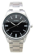 Casio Men's Analog Quartz Stainless Steel Watch MTP-V005D-1A