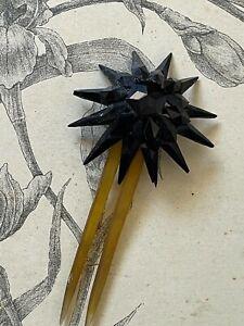 Très jolie épingle à Cheveux -  Peigne - Chignon décor perles de verre Coiffure