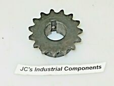"""Sprocket   35 pitch   15 tooth   3/4"""" bore   Martin  35BS15 3/4"""
