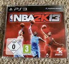 NBA2K13 Playstation 3 Promotional Copy