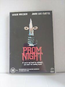Prom Night 1980 Region 4 DVD Jamie Lee Curtis FREE SHIPPING Horror Suspense