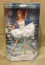 Barbie as Snowflake in The Nutcracker Ballet Series HTF MIB NRFB NEW #25642