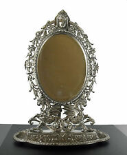 Grand miroir néo-classique Allemagne c1870 5,8 kg  neo-classical mirror Germany