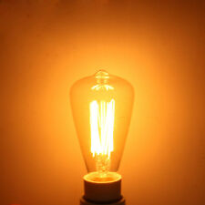 E14 40W Incandescent Bulb 220V ST48 Retro Edison Light Bulb