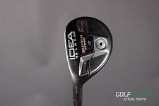 Adams Idea Black Super Hybrid 17° Stiff Left-H Graphite Golf Club #2189