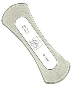 Erbe Solingen Becker-Manicure Rillenfeile Quicky Sapphire Nail File Hand Luggage