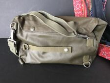 Vintage Swiss Military Shoulder Bag …beautiful collection item