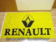 Fahnen Flagge Renault Neu - 90 x 150 cm