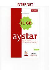 AKTION Ayyildiz Prepaid ay yildiz inkl. 11 GB Internet  Aystar Internet Optionen