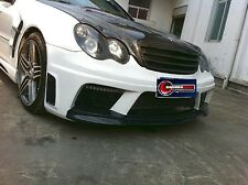 2001-2007 Mercedes Benz W203 C Class BSE AMG3 Style Full Body Kit Bumpers/Skirts