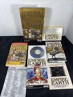 Empire Earth: Gold Edition (PC, 2003) Complete
