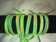 Adjustable Colourful BraidedFriendship/Surfer/Bracelet/Gift/Xmas/Stocking Filler
