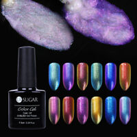 7.5ml Chameleon Nail UV Gel Polish Sparkly Starry Soak Off Gel Nail Art UR SUGAR