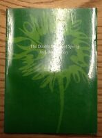 *SIGNED* The Double Dream of Spring [John Ashberry] (1970, PB, Association Copy)