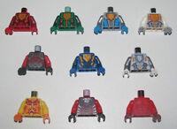 Lego ® Minifig Corps Torse + Bras + Main Chevalier Nexo Knights Choose Torso NEW