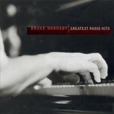 BRUCE HORNSBY - GREATEST RADIO HITS USED - VERY GOOD CD