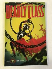 Deadly Class 28 Spawn Variant Image Comics Comic Book 1988 2017