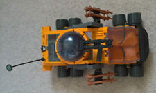G.I. Joe 1989 Destro's RAZORBACK all parts and missiles
