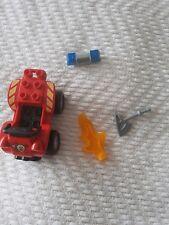 Lego Duplo 5603 Fire Car quad bike no mini figure