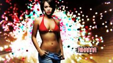 Rihanna Poster Length : 1200 mm Height: 670 mm  SKU: 495