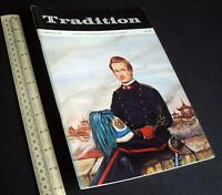 "Vintage 1970s ""Tradition"" #62 Superb Model Soldier & Military History Magazine"