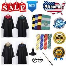 Conjunto de disfraces de Harry Potter para niños y adultos Ravenclaw Gryffindor