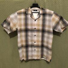 Steve Harvey Shirt Men's Size 2XL Celebrity Edition Linen Blend Pre-Owned