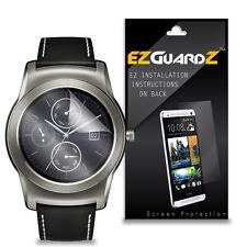 4X EZguardz LCD Screen Protector Skin Cover Shield HD 4X For LG Watch Urbane