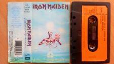 Iron Maiden – Seventh Son VERY RARE YUGOSLAVIA TAPE ORIG.1988..FREE SHIPPING