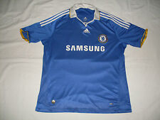 Maglia Chelsea Home Shirt Jersey 2008/2009 Adidas Samsung Tg.XL