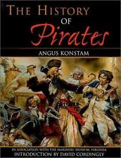 The History of Pirates by Konstam, Dr. Angus