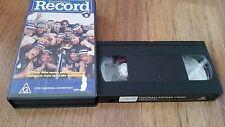 FOOTBALL RECORD GRAND FINAL EDITION 1995 CARLTON HIGHLIGHTS - AFL VFL VHS VIDEO