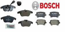 OEM Bosch Brand Front & Rear Brake Pads Volkswagen Tiguan 2009 to 2014