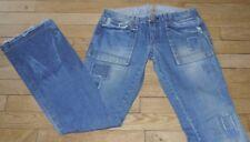 LE TEMPS DES CERISES  Jeans pour Femme W 28 - L 32 Taille Fr 38  (Réf # X173)