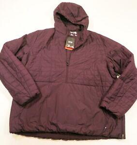 $250 Men's Mountain Hardwear Skylab Hoodie Size XXL Maroon NWT