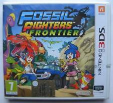 FOSSIL FIGHTERS FRONTIER GAME NINTENDO 3 DS ITA NUOVO