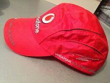 VODAPHONE MCLAREN F1 CAP ALONSO HAMILTON - Formula 1 Baseball Cap 2007
