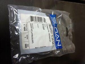 Sloan S14AA Star Crown Naval Closet & Urinal Washer Set Gasket Rebuild Kit Seal
