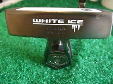 """Odyssey White Ice D.A.R.T. blade  Putter Golf Club 34"""" right hand Heel-shafted"""