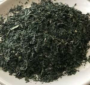 Natural Dye - Dried and Crushed Japanese Indigo Leaves - 1  ounce package