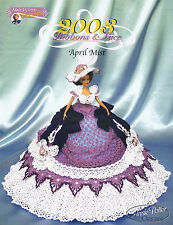Crochet Annie Potter 2003 April Mist Bed Doll croceht doll dress pattern