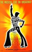 SATURDAY NIGHT FEVER BROADWAY WINDOW CARD - MINSKOFF