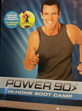 New! Power 90 in Home Boot Camp Dvd Set