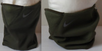 NIKE Adult Thermal Sphere Adjustable Neck Warmer Color Cargo Khaki Size OSFM