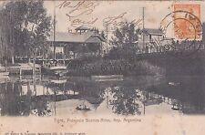 ARGENTINA - Buenos Aires - Tigre 1904