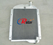 3 ROW ALUMINUM RADIATOR For 1941-1946 Chevy Pickup Truck 1942 1943 1944 1945