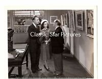 P85 Charles Boyer Ann Blyth A Woman's with ?  Vengeance 1948 vintage photograph